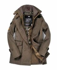 Gorgeous Superdry wool Regiment military style coat Small - 8/10