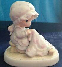 New ListingPrecious Moments, Love Covers All, #12009 Porcelain Figurine