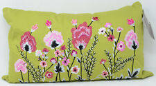 "Anthology Blossom Decorative Pillow - 12"" x 20"""