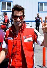 2013 Ducati Motogp Team Vest, Nicky Hayden 69 (No replica) New