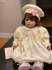 Susan Wakeen Butterfly Kisses 20� Doll Numbered #434/500 With Tag! Gorgeous
