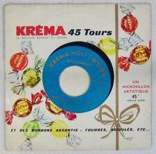Kréma 45 tours Publicitaire Georges Arvanitas Trio