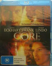 *Brand New & Sealed* The Core (Blu-ray movie) Hillary Swank, Aaron Eckhart