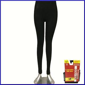 Calzamaglia da donna termica pantacollant leggins leggings invernale in pile