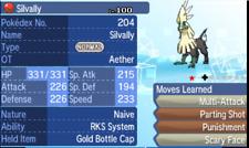 Pokemon Event: Shiny Silvally
