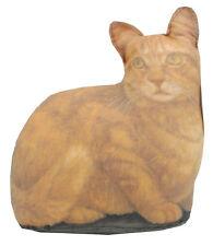 NEW Doorstop Ginger Tabby Cat