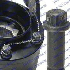 Porsche 930 CV Joint Bolt Drilled For Safety Wire - 6 Pack - With Safety Wire