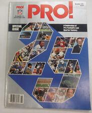 Pro! Magazine 25th Anniversary November 1984 060815R2