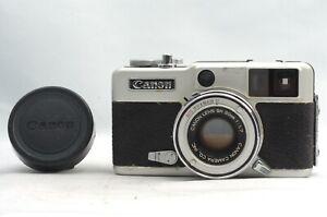 @ Ship in 24 Hrs! @ Rare & CLA'd! @ Canon demi Rapid Half Frame Camera 30mm f1.7