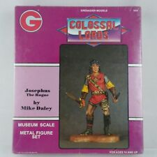 1990 Grenadier Colossal Lords Josephus the Rogue Museum Scale Metal Fig.Set 3309