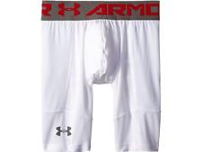 Under Armour White Utility Slider Shorts Underwear Boy's Size M 4915
