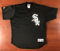 CHICAGO WHITE SOX #15 Majestic Diamond Collection JERSEY Frank Thomas MLB