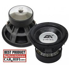 ESX VE-1222 VISION WOOFER VE1222 Leistung 3000/6000 Watt, Impedanz 2+2 Subwoofer