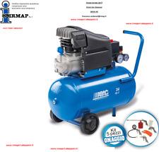 compressore Abac pole position l20 2hp 24lt 10bar