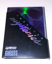 Unsolved Mysteries: Ghosts  DVD, 4 DVD set