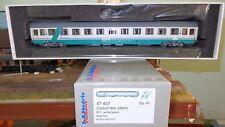 LS MODELS 47457 UIC-Z Eurofima 2 cl. XMPR FS Trenitalia, fascia obliqua verde,FS