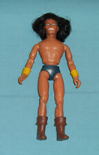 "vintage Mego WORLD'S GREATEST SUPER-HEROES WGSH 8"" CONAN (incomplete)"
