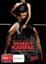 Sweet Karma - Dominatrix Story (DVD, 2012) - Region 4