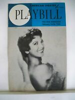 THIS WAS BURLESQUE Playbill ANN CORIO / STEVE MILLS Tour ST LOUIS 1966