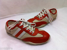 Michael Kors Fashion Sneakers Lace Up Shoes Womens Size 6.5 M