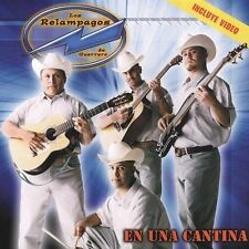 FREE US SHIP. on ANY 2 CDs! NEW CD Relampagos De Guerrero: En Una Cantina Enhanc