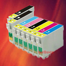 8 T078 78 INK FOR EPSON Stylus R260 R280 R380
