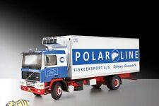 VOLVO f16 camion frigoriferi/con costruzione di raffreddamento - 1:24 - ITALERI 3893