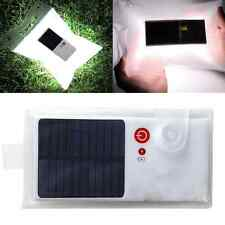New Solar-Powered LuminAID Packlite16 Inflatable Lights Camping Handheld Lantern