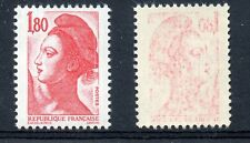 STAMP / TIMBRE FRANCE NEUF N° 2223 ** TYPE SABINE / VARIETE RECTO VERSO