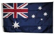 3x5 Embroidered Australia Australian 210D Sewn Nylon Flag 3'x5'