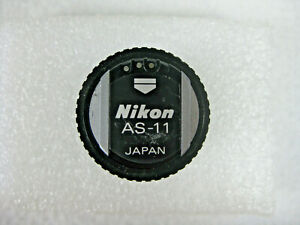 Nikon AS-11 Flash Adapter (F3)