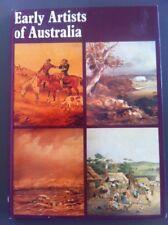 Early Artists Of Australia Paul Hamlyn Watling Lewin Earle Lycett Martens Prout