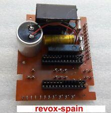 STUDER REVOX A77 PLACA  1.077.540