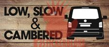 VW T5 basso lento e curvato Adesivo Decalcomania California dayvan SPORTLINE dayvan TDI