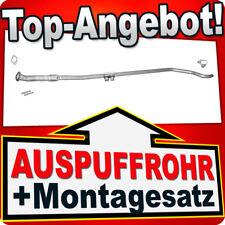 Rohr FIAT GRANDE PUNTO EVO VAN (199) 1.4 75/77 PS ab 2005 Auspuff Mittelrohr MMT