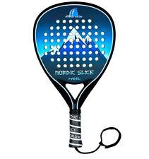 $200 New NORDIC SLICEPolar Bear 18K 2020 Carbon Fiber Padel / POP Tennis Racket