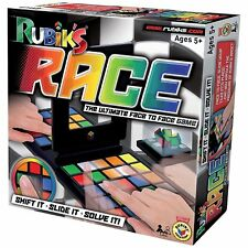 Original Rubiks Race Puzzle Gameboard Rubix Race Rubic Race Mind Game Puzzle New