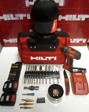 HILTI SFD 2-A DRILL COMPLETE, BRAND NEW, FREE EXTRAS, FAST SHIP