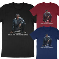 Thank You Chadwick Boseman Memories Wakanda Forever Black Panther Unisex T-shirt