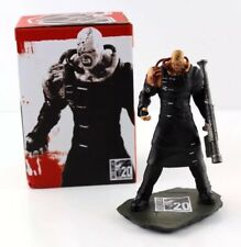 Resident Evil Nemesis Figure Capcom 20th Anniversary Nerd Arcade Block Exclusive
