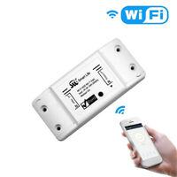 WiFi Smart Light Switch Timer Wireless Remote Control Smart Home Module