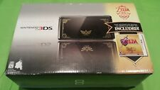 Nintendo 3DS The Legend Of Zelda 25th Anniversary Console CIB System Ocarina 3D