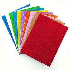 A5 Glitter schiuma fogli autoadesivo per carta e artigianato rendendo - 10 Confezione