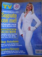 TV Sorrisi e Canzoni n°6 2004 Speciale Copertina Raffaella Carrà  [D52]