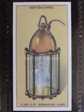 No.42 2000 C.P. SUBMARINE LAMP - DEEP SEA DIVING Pub by Victoria Gallery