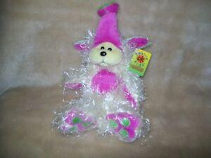 Beanie Kids Snoz The Monster MUTATION Pink  NMT BK 049  Rare