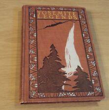 "Original 1st Ed 1904 RARE ""YOSEMITE LEGENDS"" Miwok Indians~Bertha Smith~"