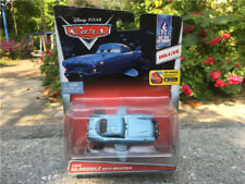 Mattel Disney Pixar Cars Finn McMissile with Breather Deluxe Rare Neu Ungeöffnet