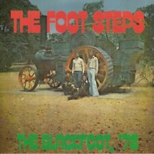 BLACKFOOT - The Foot Steps (reissue) - Vinyl (limited LP)