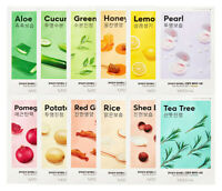 [MISSHA] Airy Fit Sheet Mask - 19g (1, 3, 5, 10, ALL 12Types) Korea Cosmetic